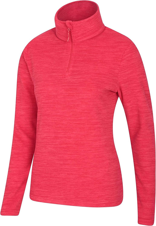 Lonsdale Damen T-Shirt Largie Grey Melange//Blue