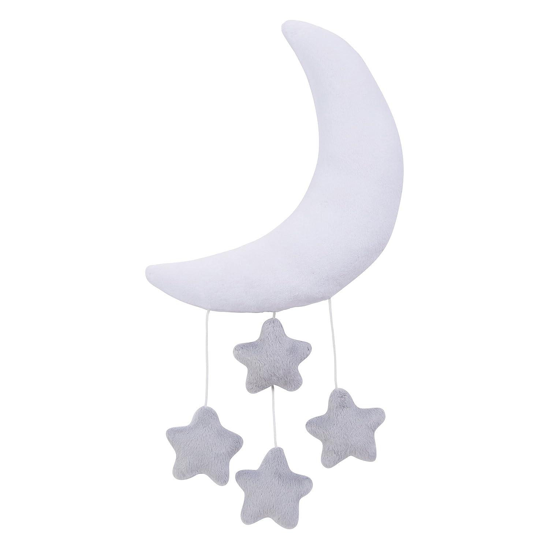 Gray//White Trend Lab Celestial Musical Mobile