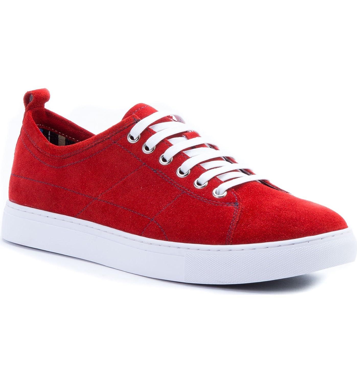 [ロバートグラハム] メンズ スニーカー Robert Graham Ernesto Low Top Sneaker (M [並行輸入品] B07DTTXB91