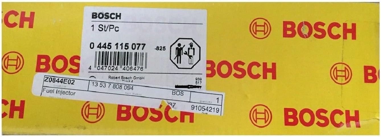 BMW Fuel Injector 13537808094 OE # 13537808089 Bosch # 0445115077