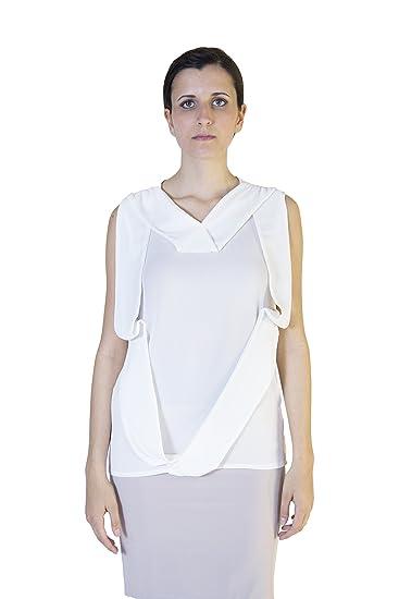 Chemisier Manche Sans Morgan Visioli Fashion Femme E9HYWDI2