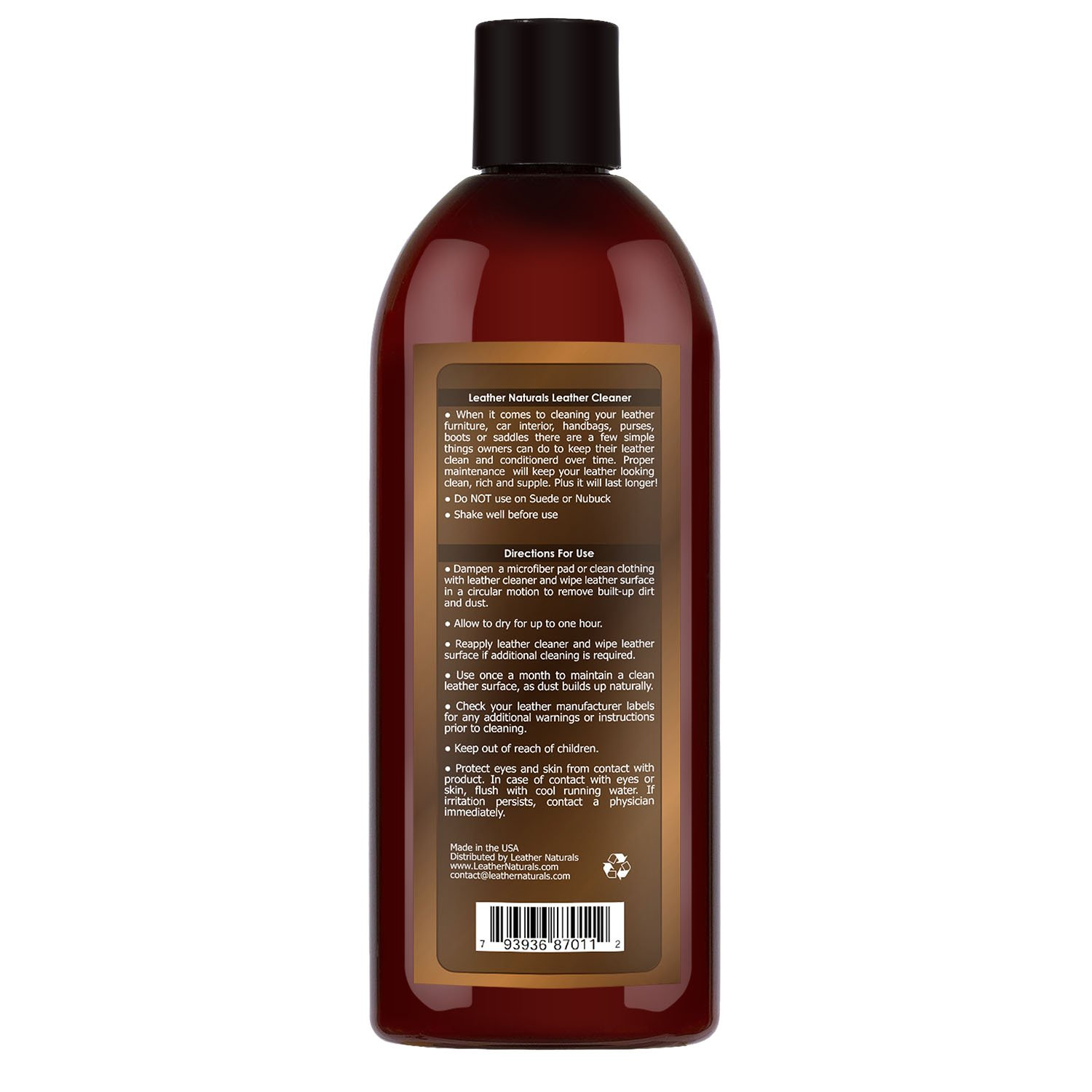 Strange Amazon Com Leather Naturals Cleaner With Conditioner The Ibusinesslaw Wood Chair Design Ideas Ibusinesslaworg