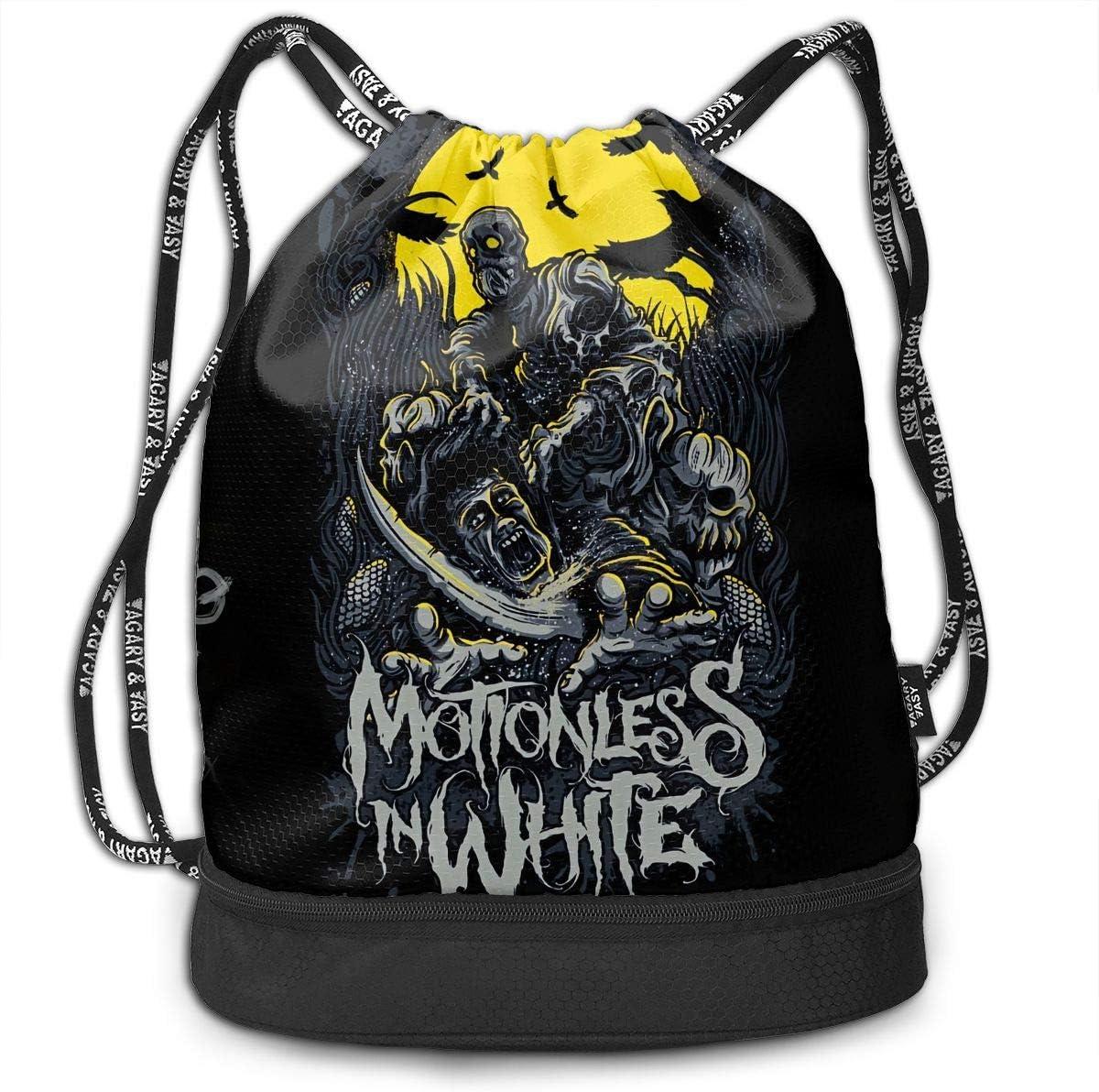 Thomas C Gaona Botanica Original Shoulder Bag Drawstring Backpack Beam Mouth Single Pocket Outdoor Shopping Bag Backpack