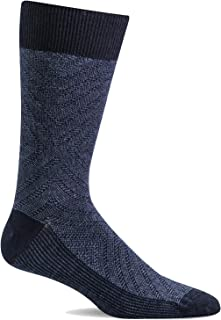 product image for Sockwell Men's Fiber Optics Crew Sock