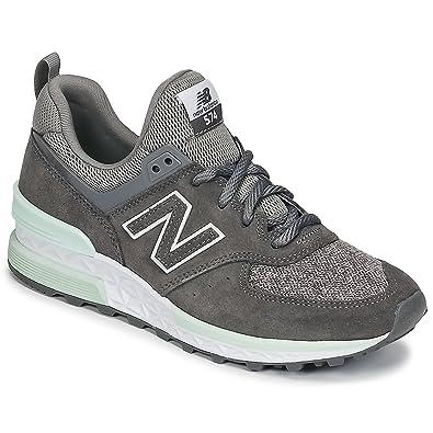 huge discount f02c6 86701 New Balance Sneaker Turnschuhe Grau: Amazon.de: Schuhe ...