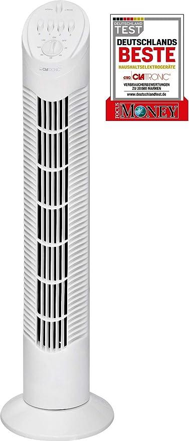 Clatronic T-Flow 3546 - Ventilador de torre: Amazon.es: Hogar