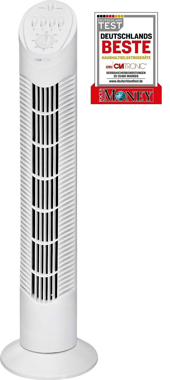 Clatronic T-Flow 3546 - Ventilador de torre