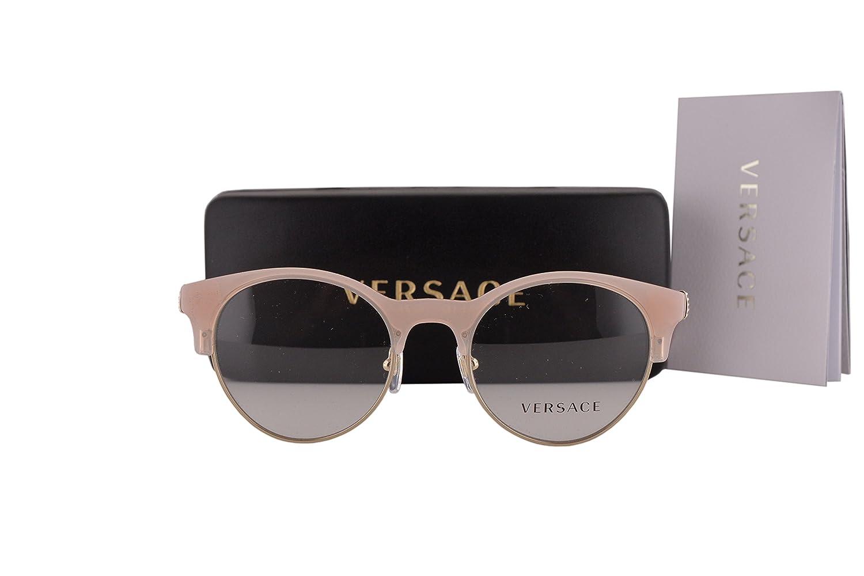 Versace VE3233B Eyeglasses 4920140 Opal Pink gold w Demo Clear Lens 5226 VE 3233B