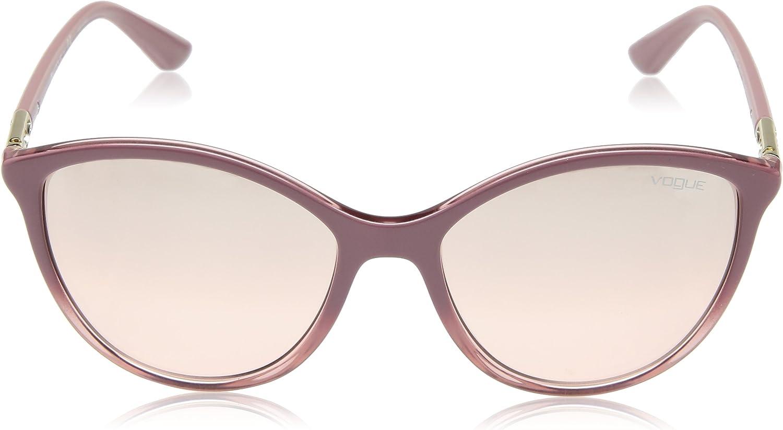 Vogue Sonnenbrille (VO5165S) Transp Pink Grad Antique Pink