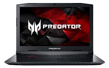 Acer Predator Helios 300 Gaming Laptop, Intel Core i7, GeForce GTX 1060,  17 3
