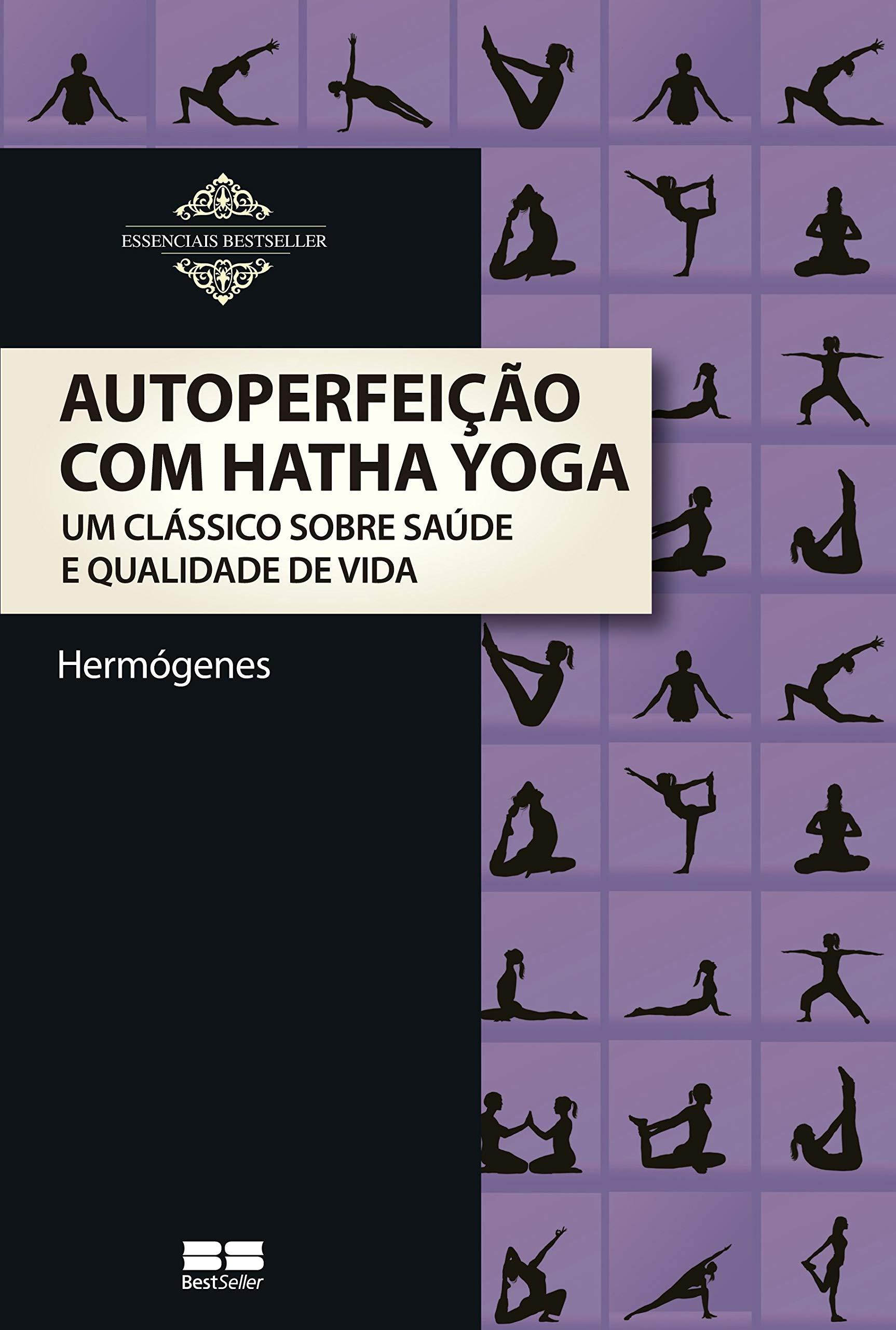 Autoperfeição com Hatha Yoga Em Portuguese do Brasil: Amazon ...