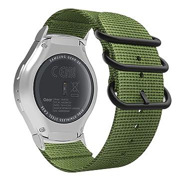 MoKo - Correa de Repuesto para Reloj Samsung Gear S2 Classic ...
