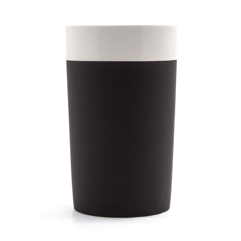 Magisso White Line Naturally Cooling Ceramic Wine Chiller #70634