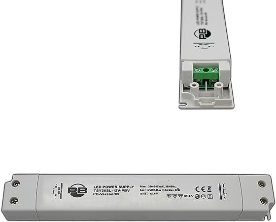 UltraSlim LED Transformateur bloc dalimentation
