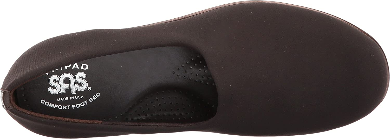 San Antonio shoe Women's SAS, Bliss Slip on Low Heel Shoes B06XZ153PL 12 M (M) (B) US Brown