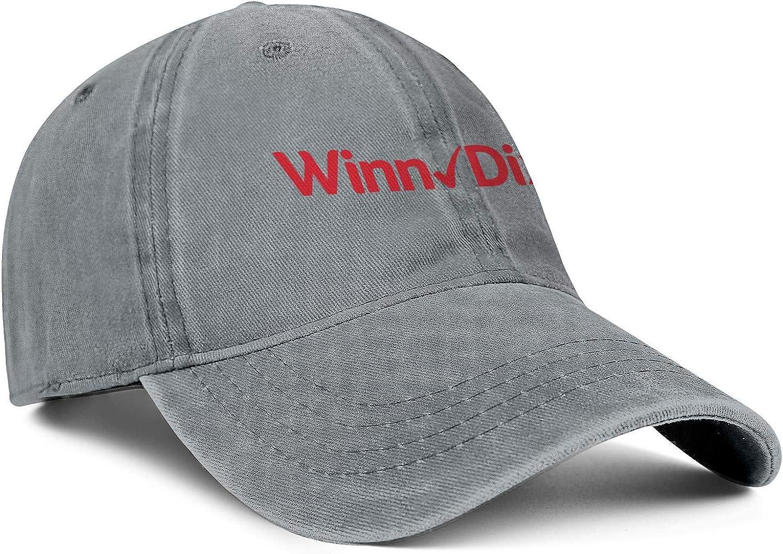 Womens Mens Washed Baseball Hats Vintage Unisex Funky Hats