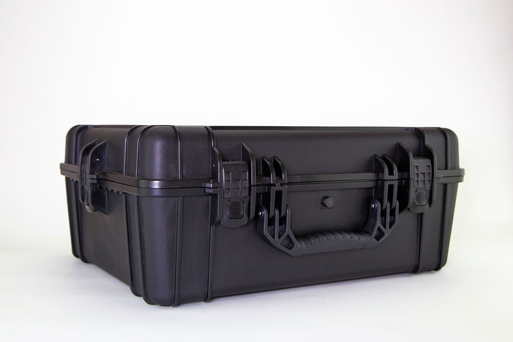 Condition 1 25'' XL #839 Black Waterproof Trunk with DIY Customizable Foam by Condition 1