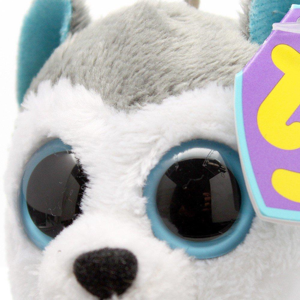 Ty Beanie Boos - Husky de peluche Slush con anilla - Peluche Llavero Beanie Perro Husky 10 cm, Juguete Peluche A partir de 10 años: Amazon.es: Juguetes y ...