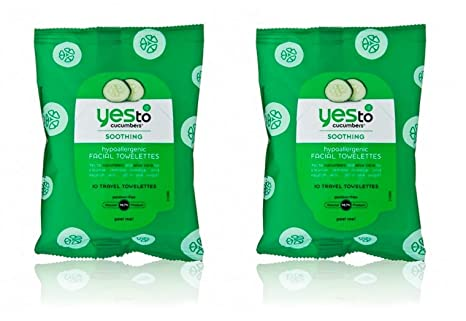 Yes To Cucumbers Soothing Hypoallergenic Facial Wipes, 10 ct (Pack of 4) + LA Cross Tweezers 71817 Osmotics - Anti-Radical Age Defense Moisture Veil -50ml/1.7oz