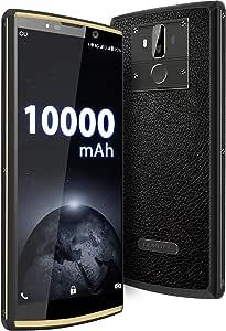 10000mAh Batería Teléfono Móvil Libre OUKITEL K7 Pro 6.0 Pulgadas ...