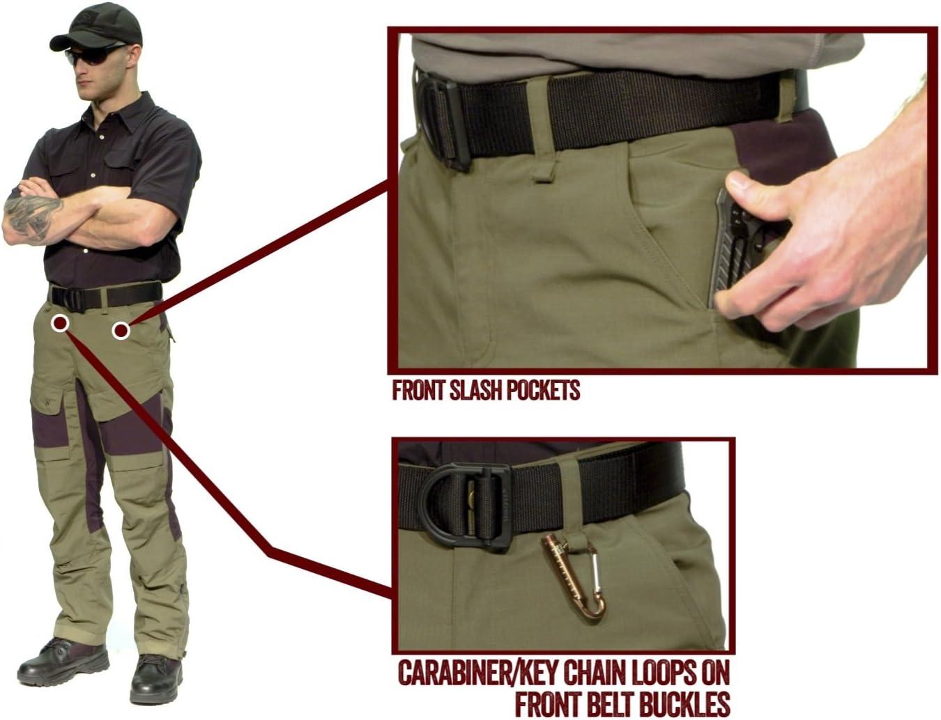 Tru-Spec PTS, 24-7 Coy Xpedition, W:30 L:30 Pantalon Homme Noir/Charbon