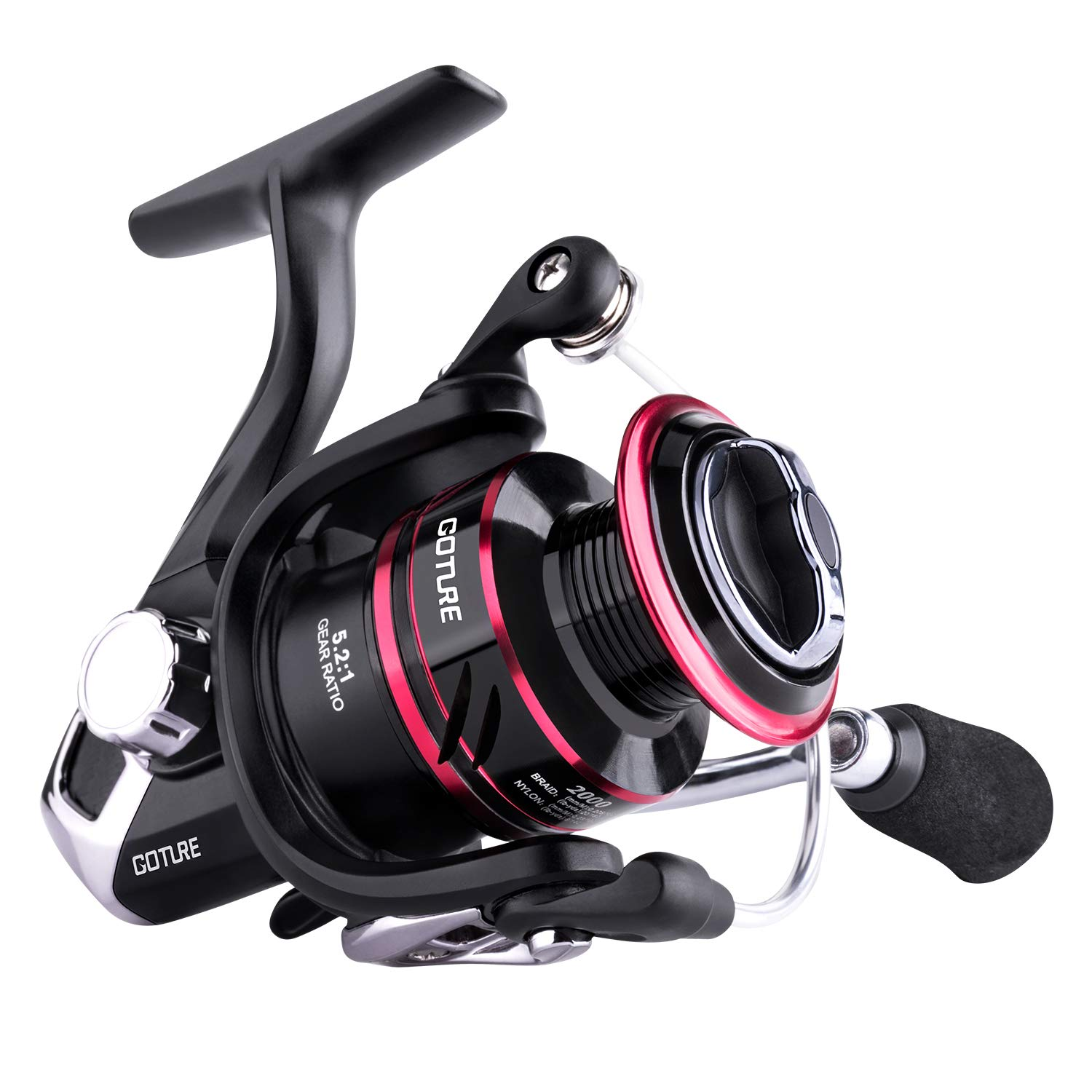 Goture Saltwater & Freshwater Fishing Reel