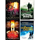 Cormoran strike series robert galbraith 4 books collection set