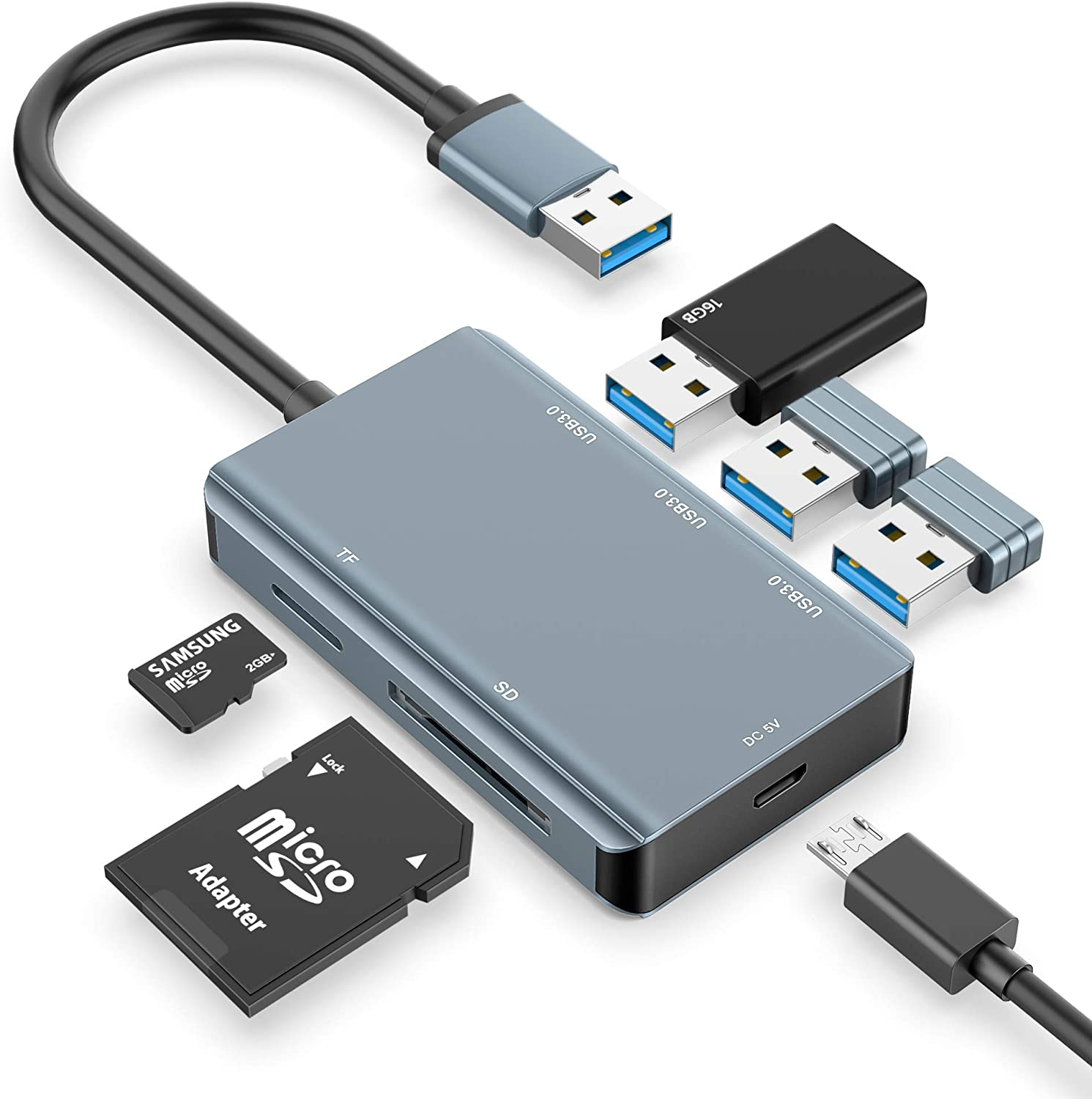 Compatible for MacBook Pro 16 2019/2018/2017 USB C to Ethernet ...