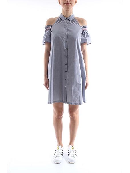 Tommy Hilfiger WW0WW21773 Vestidos Mujer Azul 6