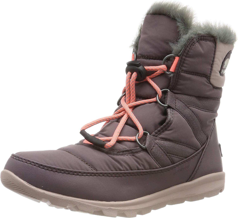 Sorel Girls Boots Youth Whitney Short Lace