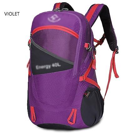 mochilas montaña escalada al aire libre del bolso de hombro de los hombres y mujeres mochila