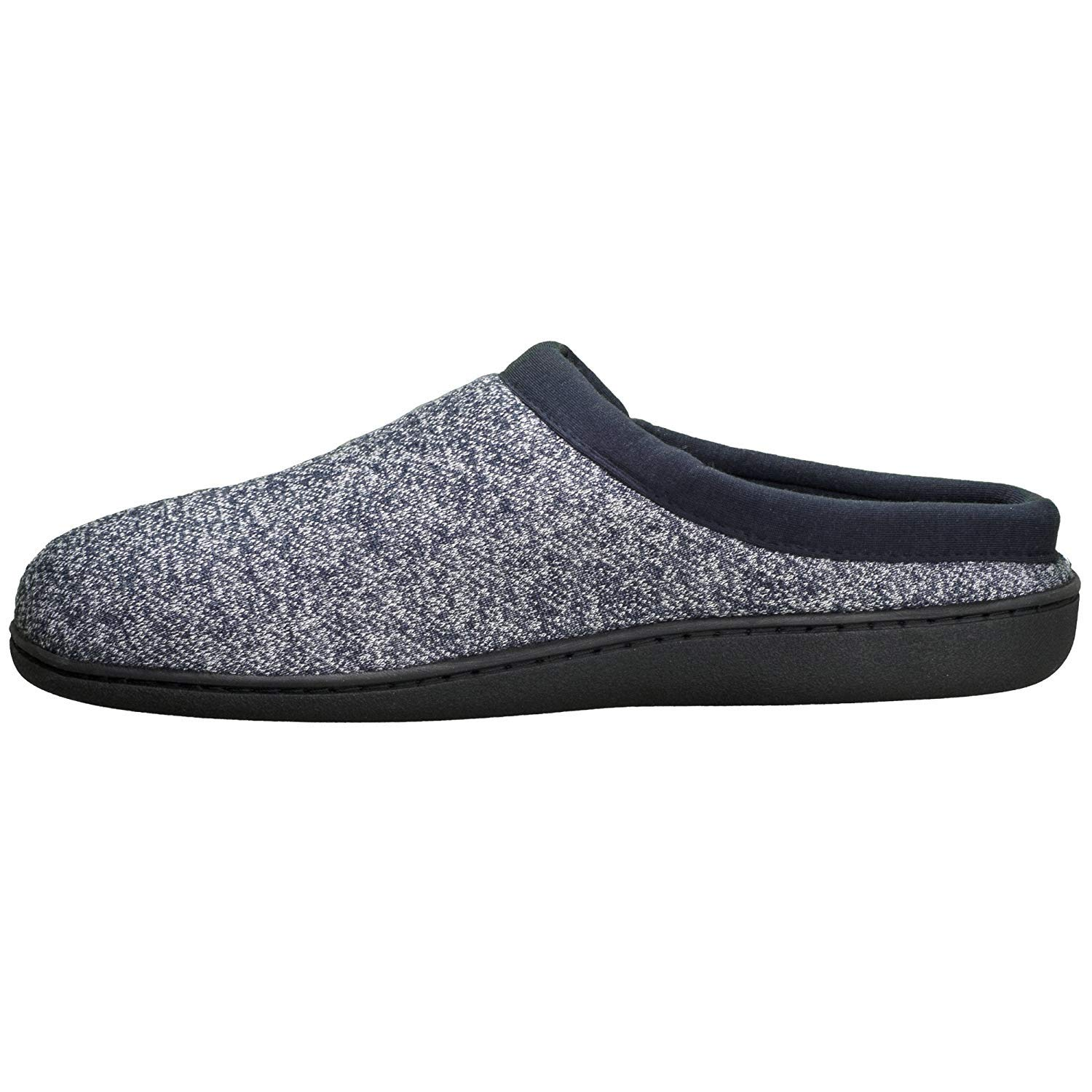 Hanes Clog (Mens Navy Small (6.5-7.5) Navy (Mens Clog) b33262