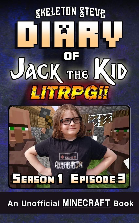 Amazon.com: Diary of Jack the Kid - A Minecraft LitRPG ...