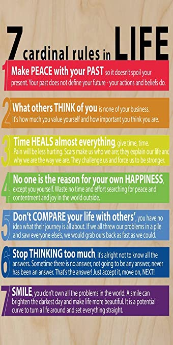 why rules are important in our life