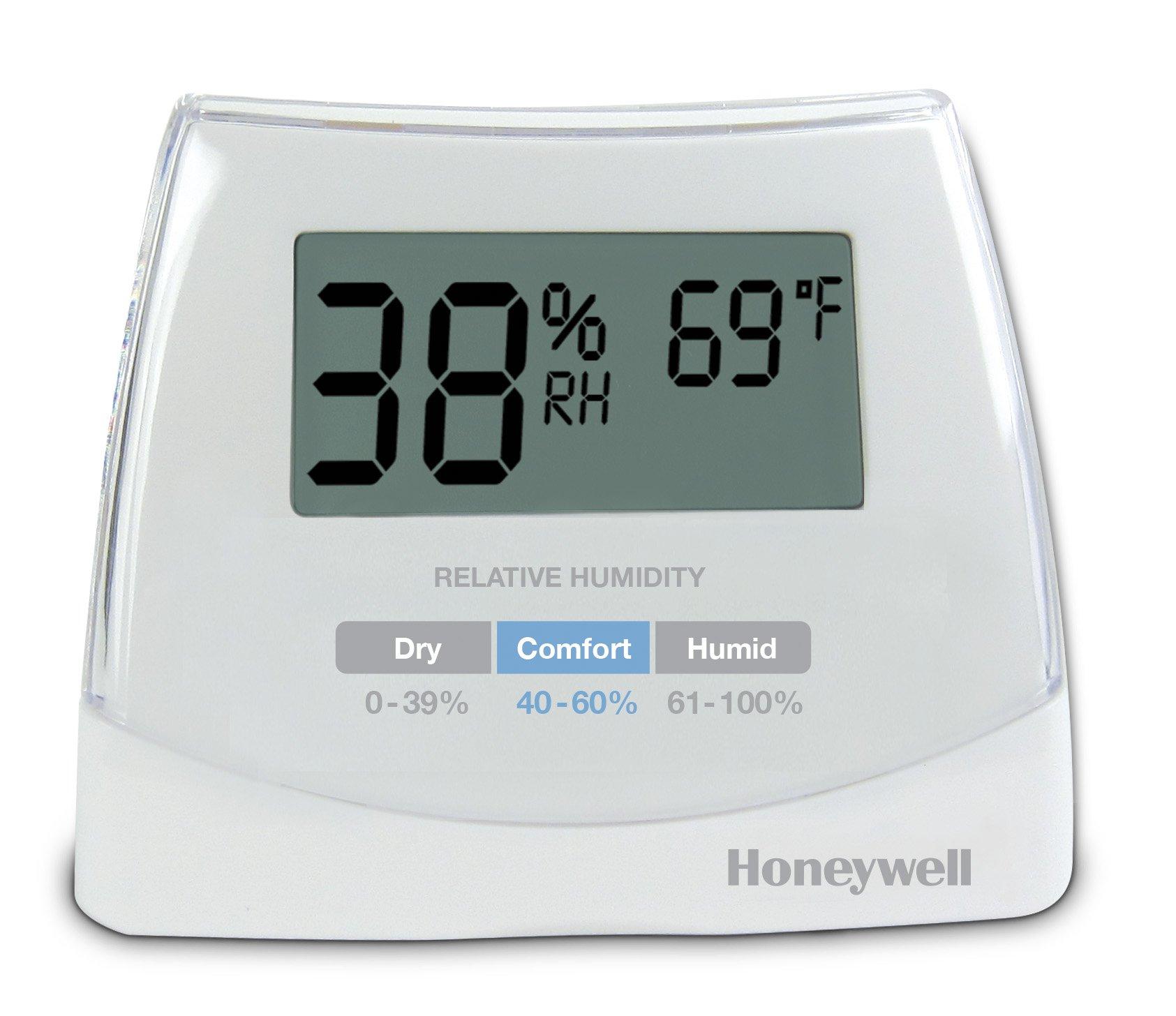 Honeywell Humidity Monitor