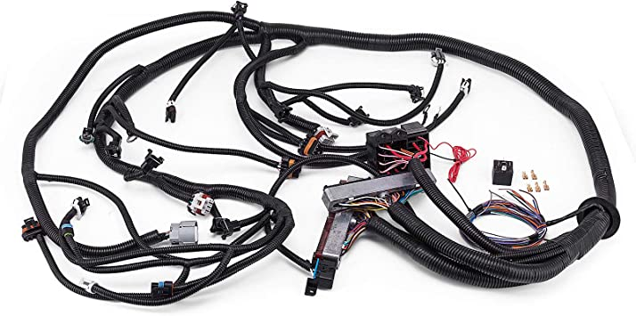 lm7 wiring harness amazon com mophorn 97 02 dbc ls1 ls6 standalone wiring harness  dbc ls1 ls6 standalone wiring harness