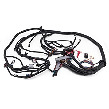Mophorn 97-02 DBC LS1 LS6 Standalone Wiring Harness for 1997-2002 LS-LSX on