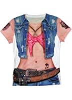 Forum Cowgirl Adult Shirt