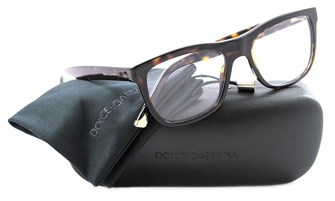 Dolce & Gabbana Occhiali da vista Da Uomo 3108 / 502: Tartaruga - 53mm 1ewQn