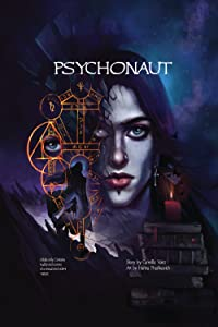 Psychonaut: the graphic novel (The Starblood Trilogy Book 2)