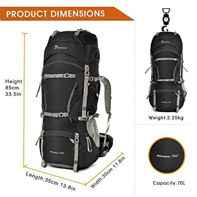 Mountaintop Backpack