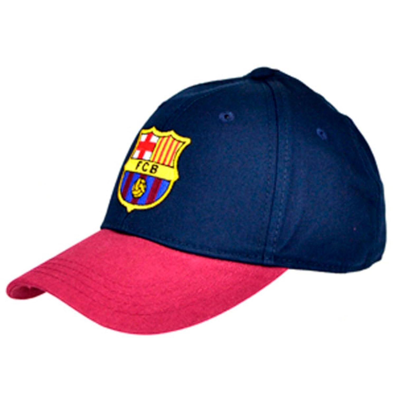 FC Barcelona - Gorra de Béisbol de FC Barcelona para Hombre (Talla ...