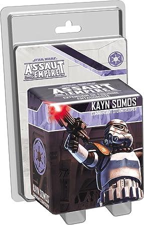 Asmodee – Juego de Mesa y Juegos de Figuras – SW Assaut Empire: Amazon.es: Juguetes y juegos