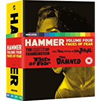 Hammer Volume Four: Faces of Fear