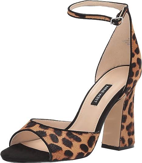 Pick SZ//Color. Nine West Womens Leisa Fabric Dress Sandal