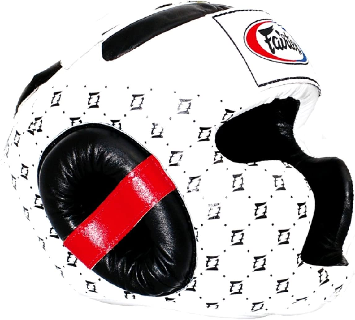 FAIRTEX MUAY THAI KICK BOXING MMA HEADGUARD HG10 NEW SUPER SPARRING