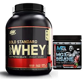 Amazon Com Optimum Nutrition Gold Standard 100 Whey Protein