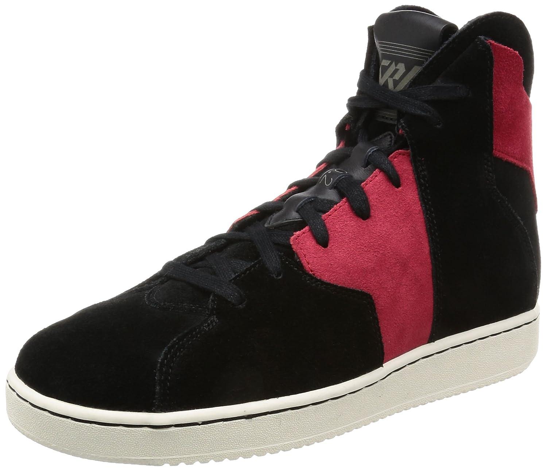 c3033f0a43117 Amazon.com | Jordan Nike Men's Westbrook 0.2 Black Suede Casual Shoes 10.5  | Fashion Sneakers