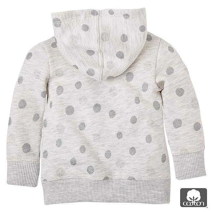 Amazon.com: OFFCORSS Baby Girl Long Sleeve Zip Up Hoodie Newboron Baby Sudaderas para Niñas: Clothing