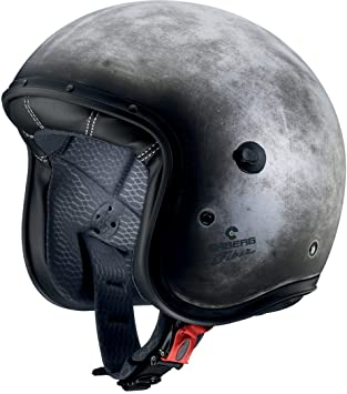 Caberg Freeride Hierro Open Face Casco de Moto: Amazon.es: Coche y moto